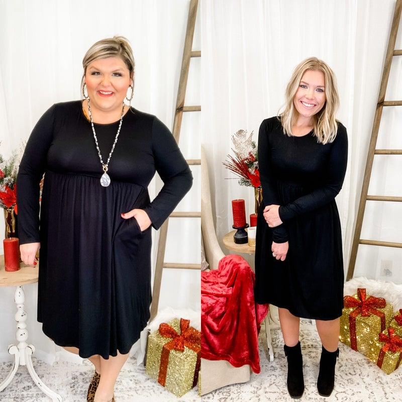 Have You Heard Dress - Black Friday 2020 *Final Sale*