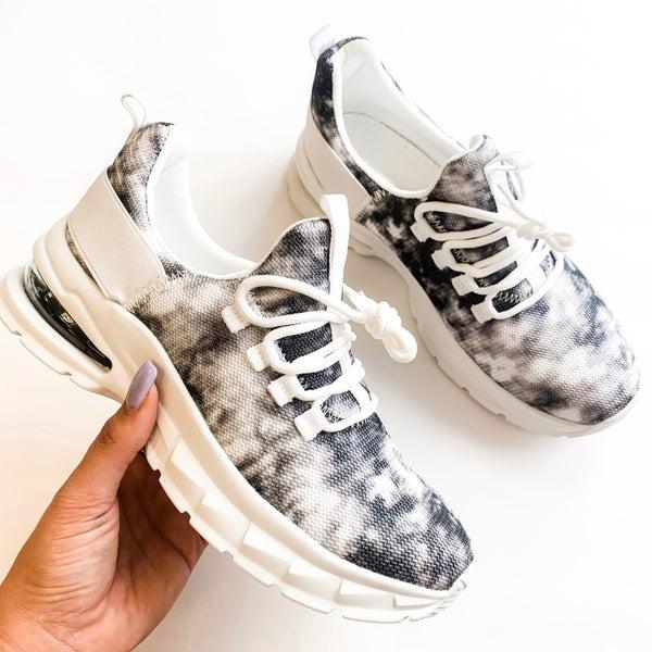 The Farley Sneakers Tiedye *Final Sale*