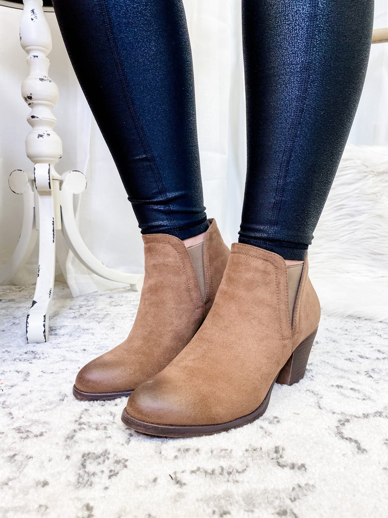 The Cammie Bootie