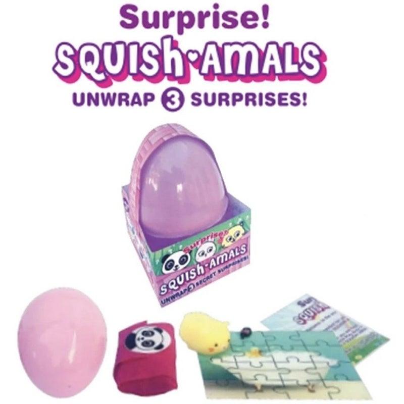 Squish-amal Surprise Egg