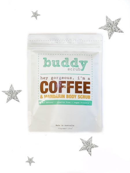 Coffee Buddy Scrub