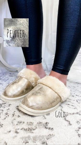 Secret To Cozy Slippers