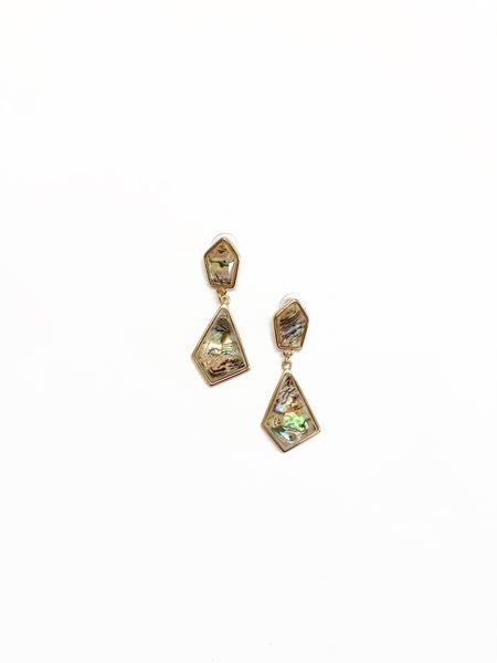 The Mallory Earrings Multi