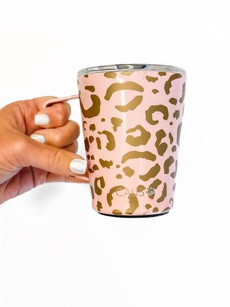 Coffee Tumbler Leopard