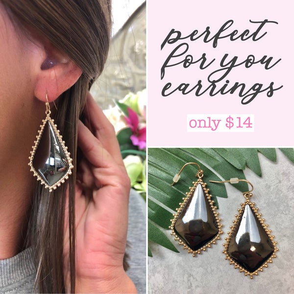 Perfect For You Earrings