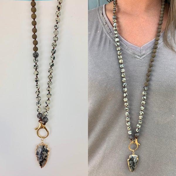 More Than Enough Necklace