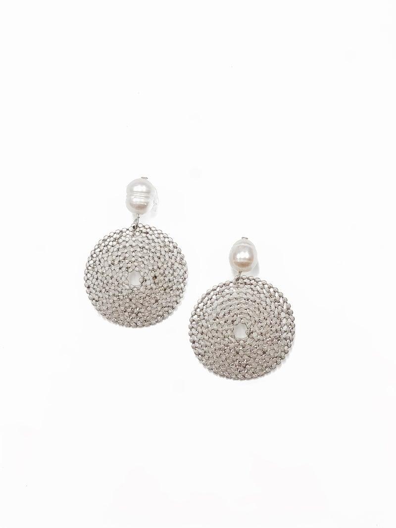 The Mandy Earrings Silver