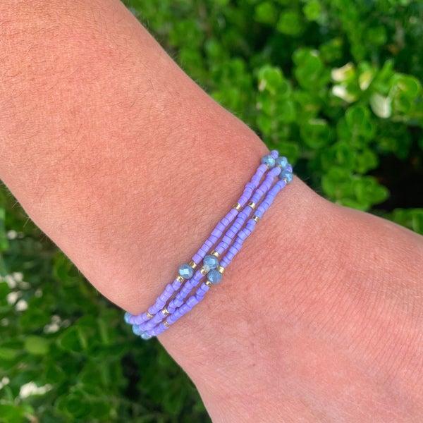 Pretty In Purple Bracelet