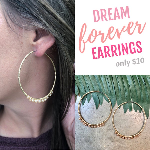 Dream Forever Earrings