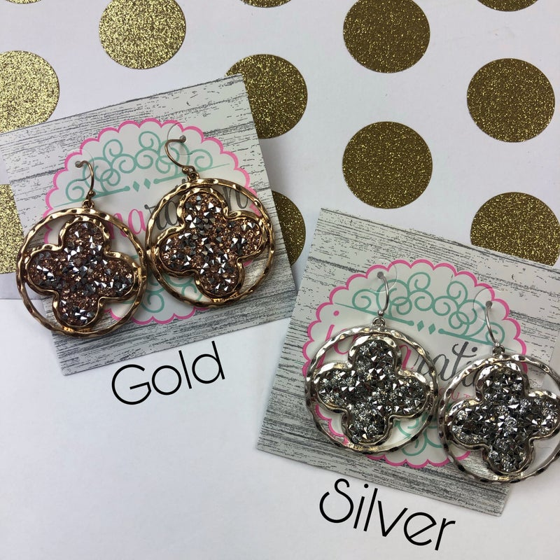 No Time Wasted Earrings