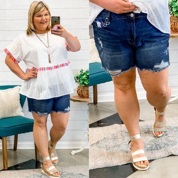 The Lynn Plus Shorts