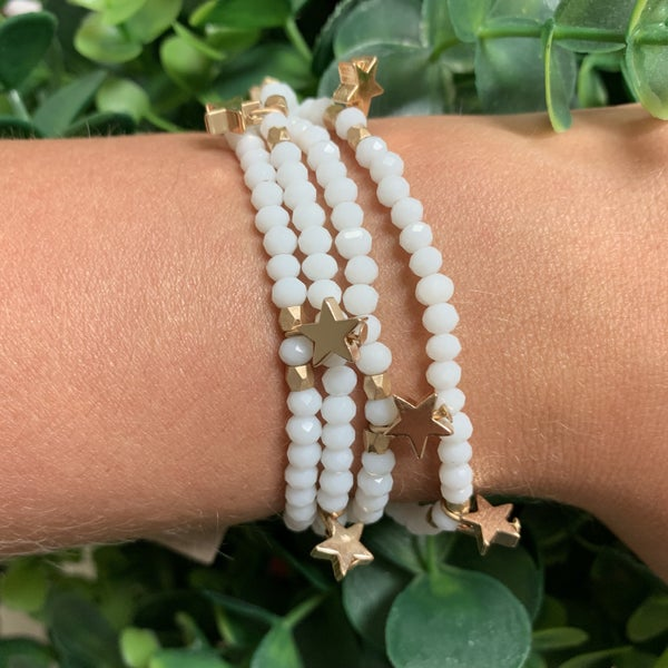 Star Of The Show Bracelet Stack