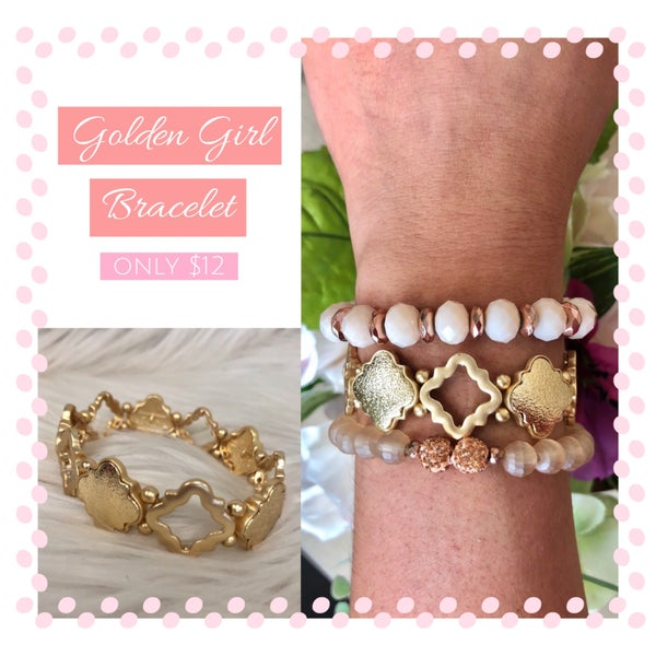 Golden Girl Bracelet