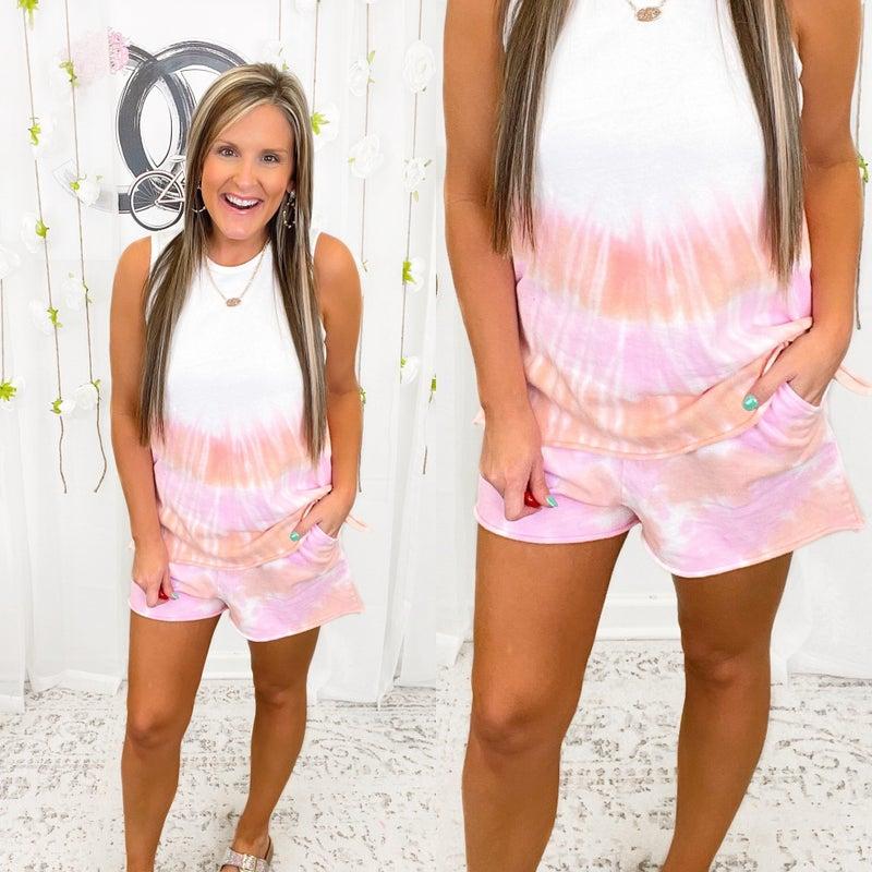 Girl On The Go Shorts