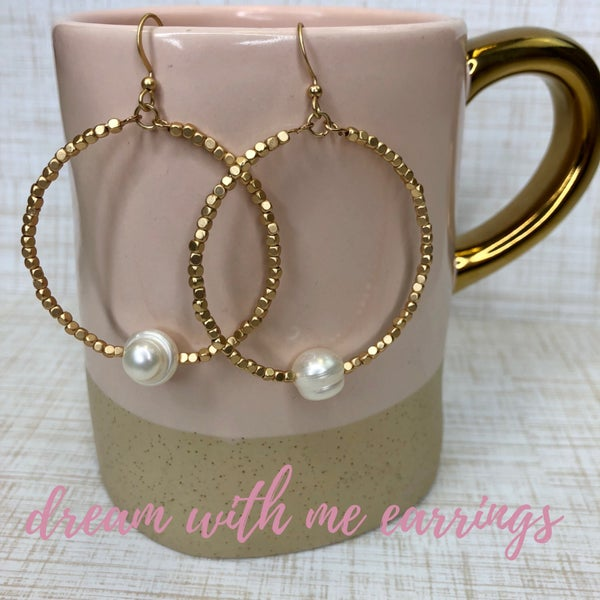 Dream With Me Earrings