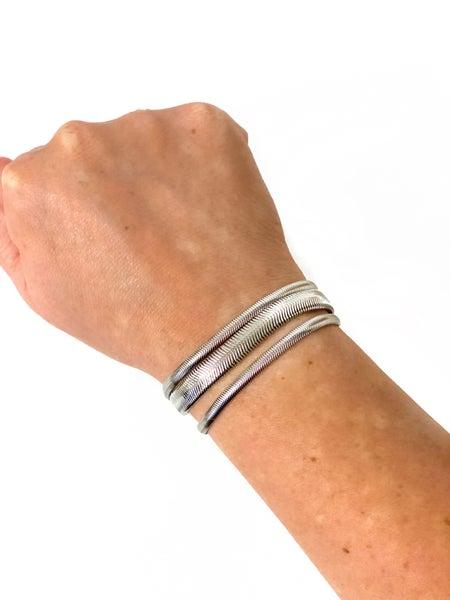 The Delma Bracelet Silver