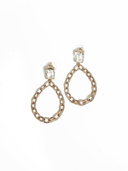 The Amberly Earrings