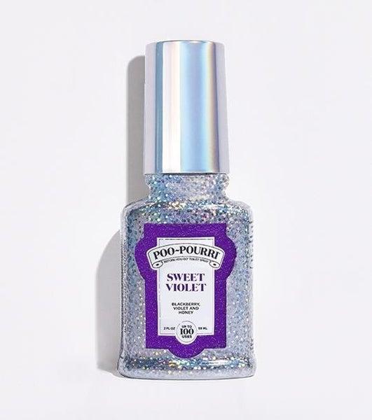 Sweet Violet Poo-Pourri
