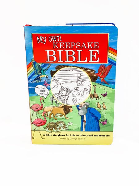 My Own Keepsake Bible