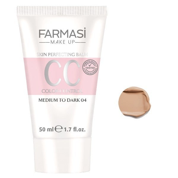Farmasi CC Cream Medium To Dark