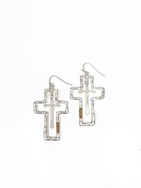 The Roxie Earrings Silver