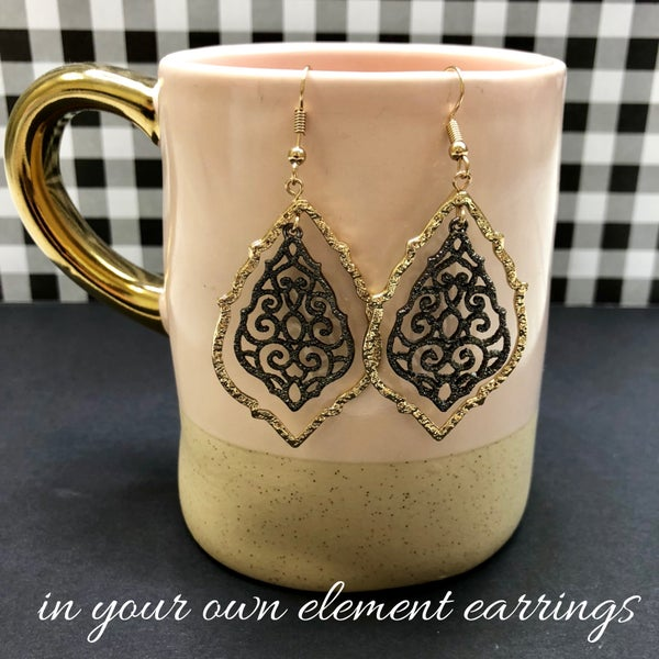 In Your Own Element Earrings