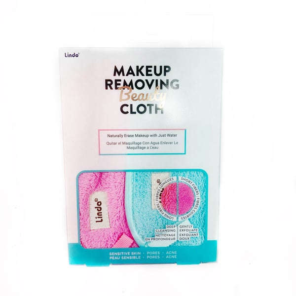 Makeup Removing Beauty Cloths