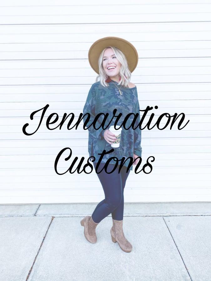 Jennaration Customs
