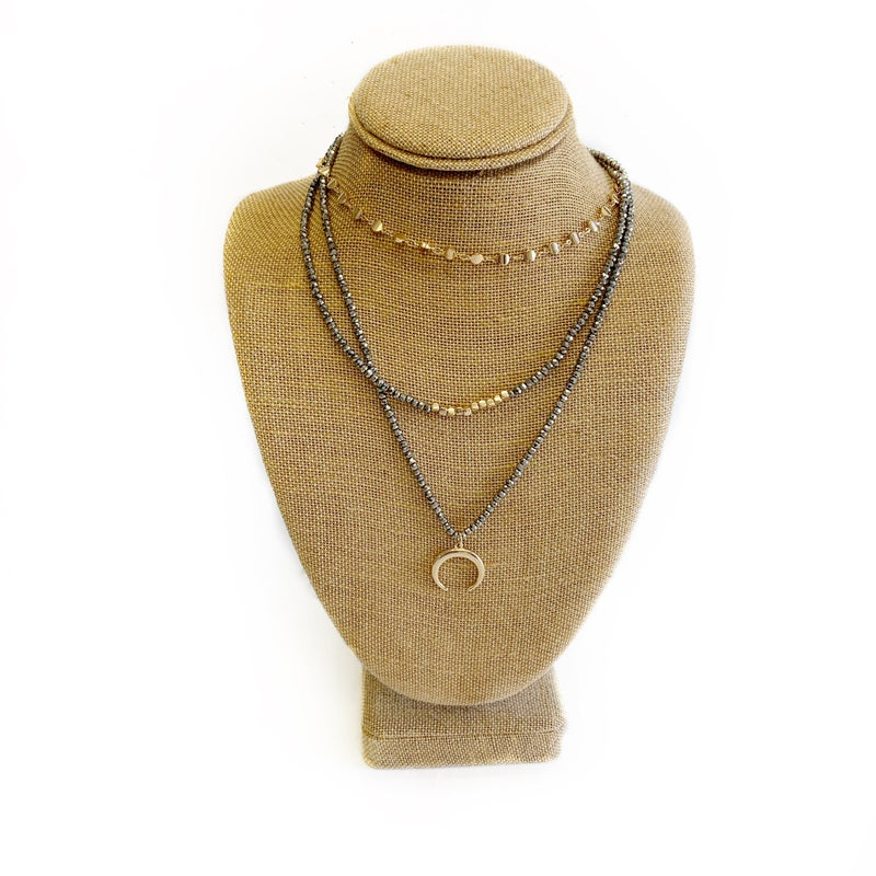 The Kennedy Necklace