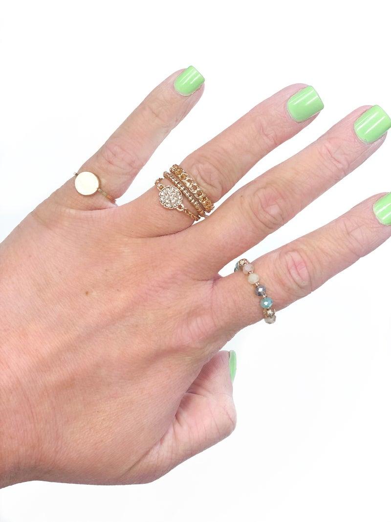 The Addison Ring Set