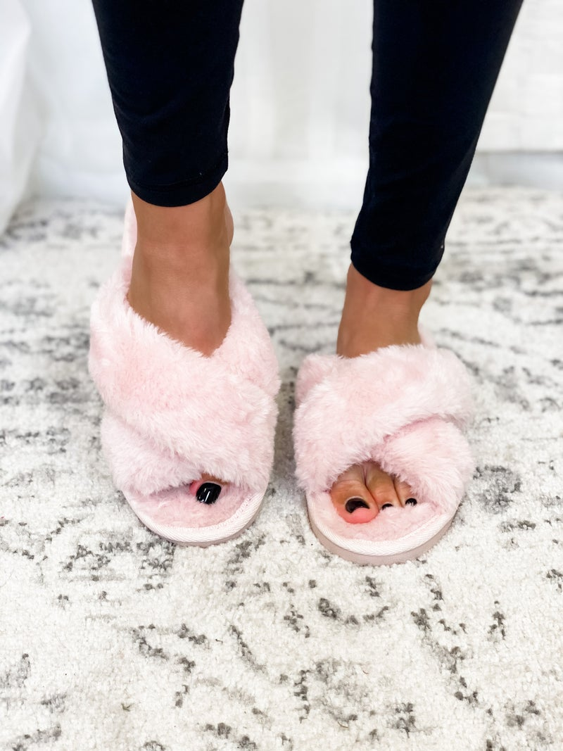 Slumber Party Days Slippers