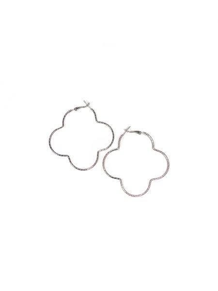 The Kaylee Earrings Silver