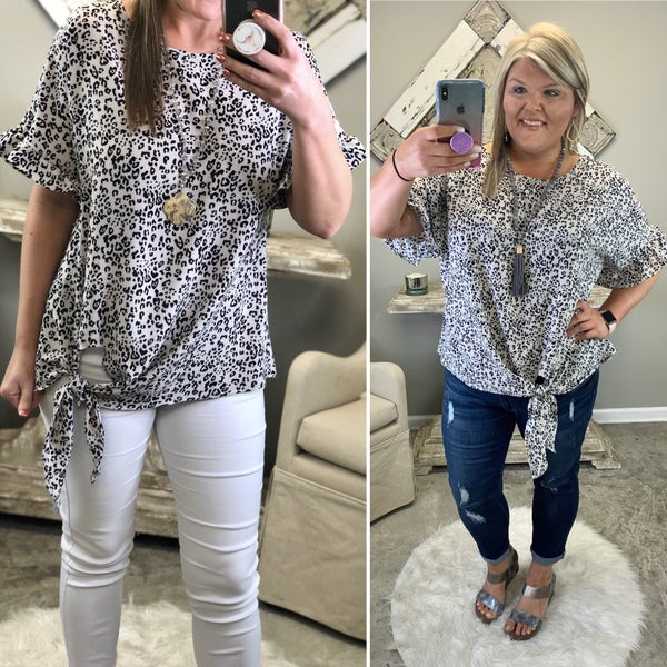 Catch All The Compliments Top