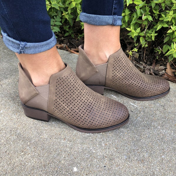 My Only Move Booties