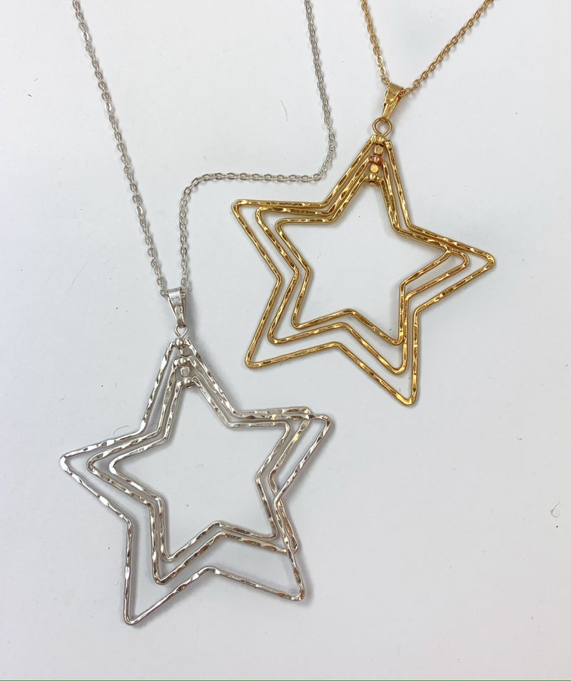 Star Of The Night Necklace