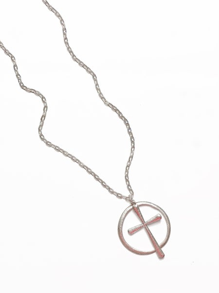 The Becca Necklace Silver