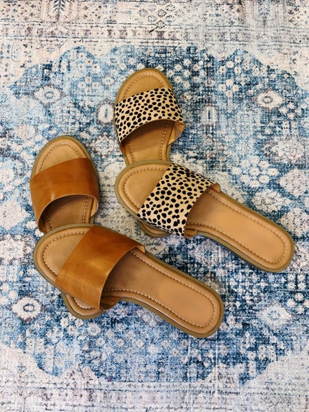 Girl On The Go Sandals *Final Sale*