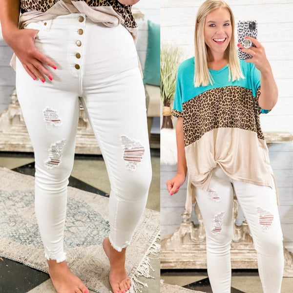 The Jennifer Jeggings *Final Sale*