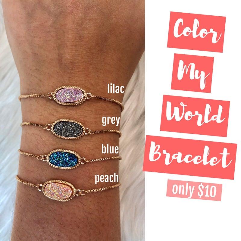 Color My World Bracelet