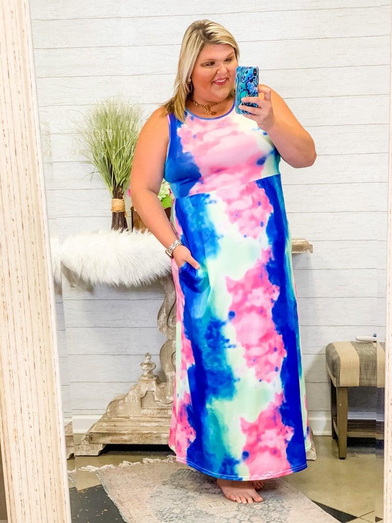 Sweet Escape Maxi Dress *Final Sale*