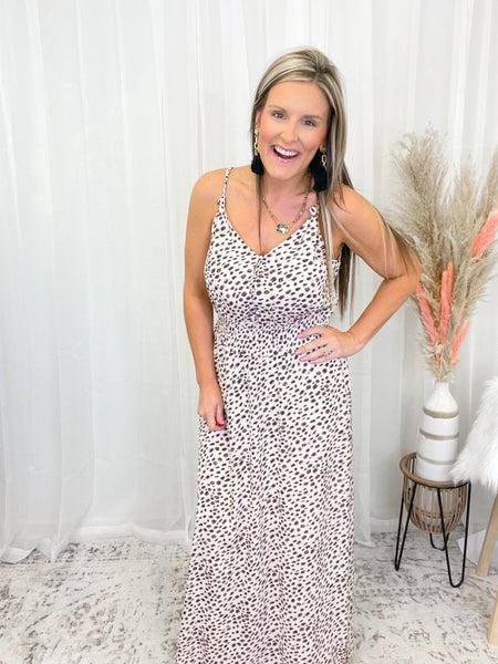 One Dance Away Maxi Dress
