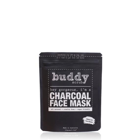 Buddy Scrub Charcoal Face Mask