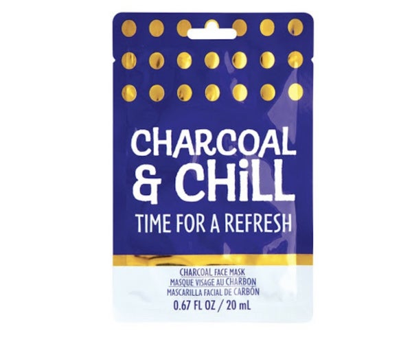 Charcoal & Chill Face Mask