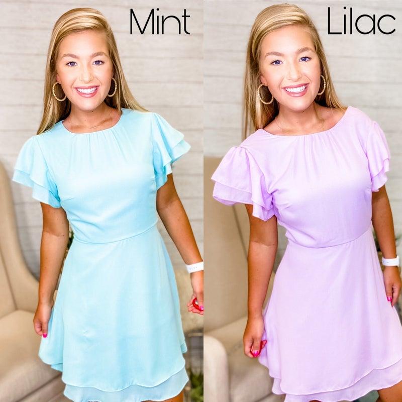 Spring Dreams Dress *Final Sale*