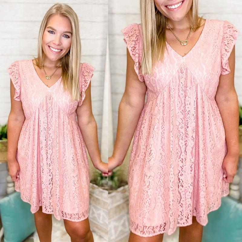 Better To Be Sweet Dress *Final Sale*