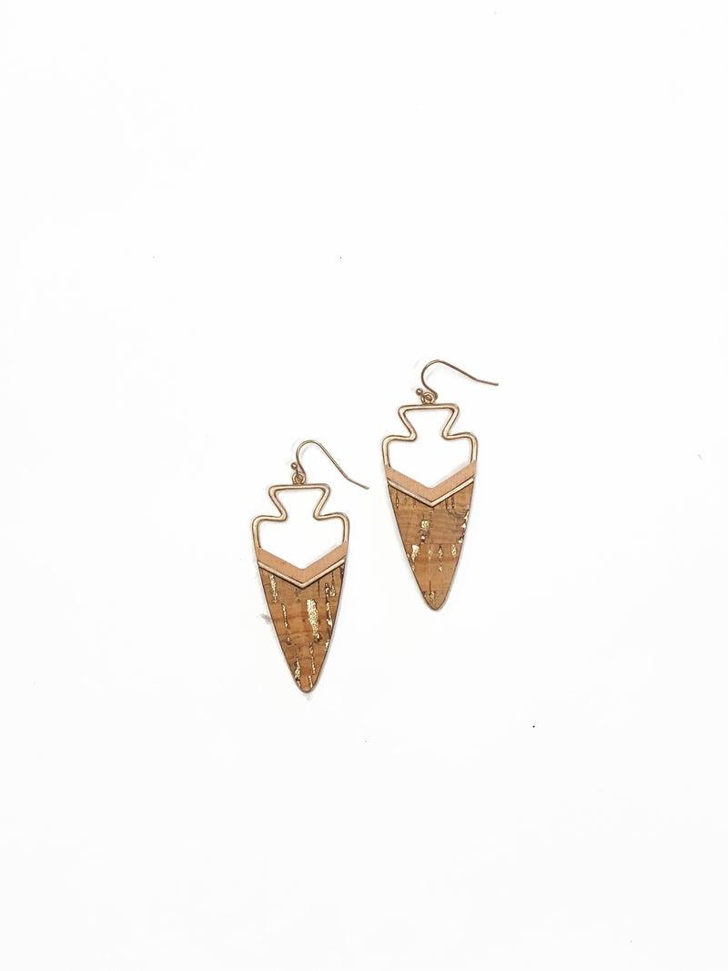 The Dina Earrings
