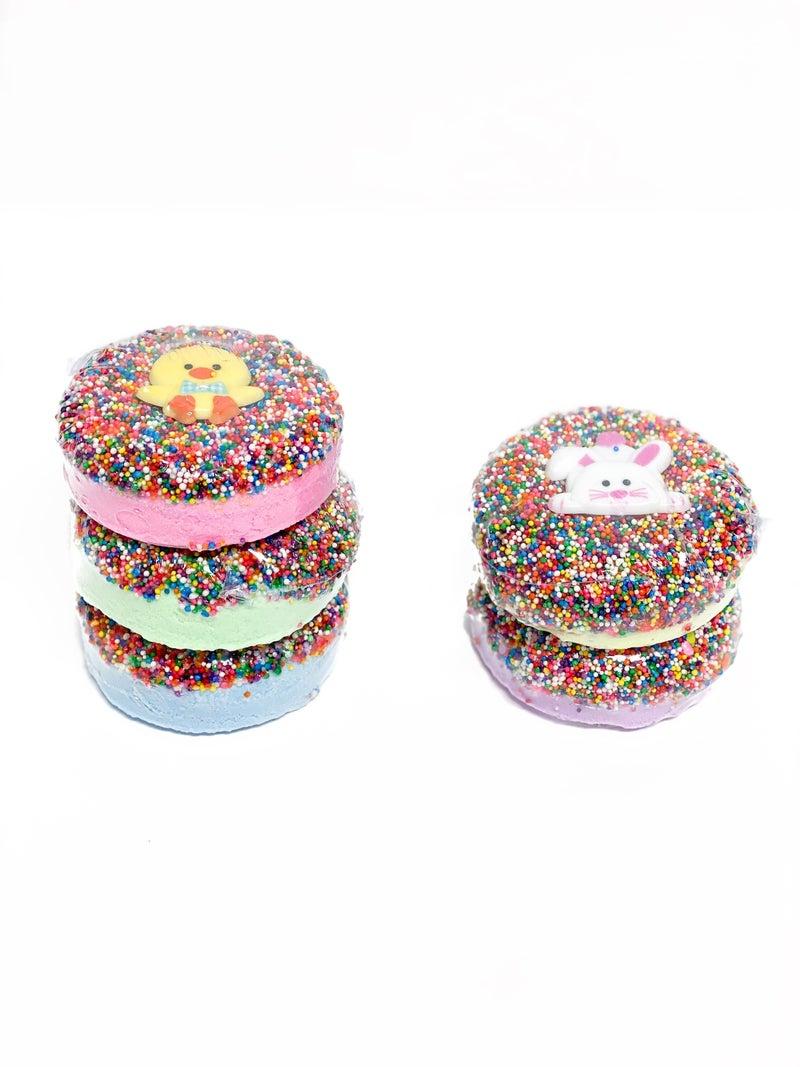 Easter Donut Bath Bombs