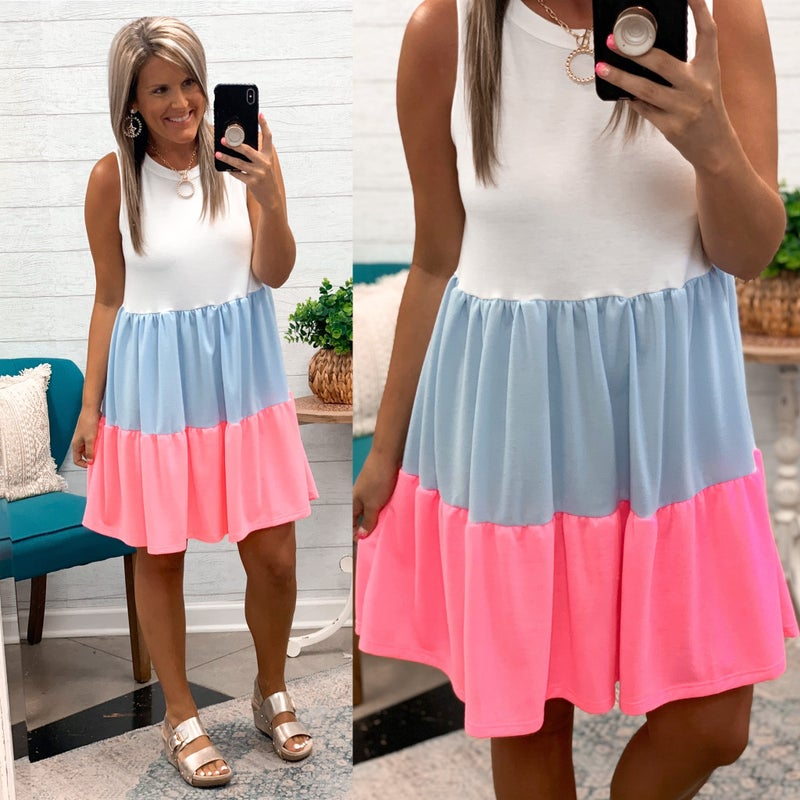 Boardwalk Brunch Dress