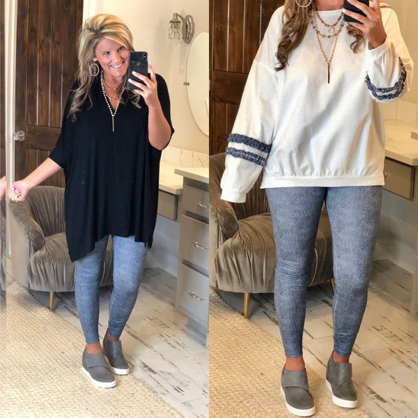 All I Ever Needed Leggings *Final Sale*