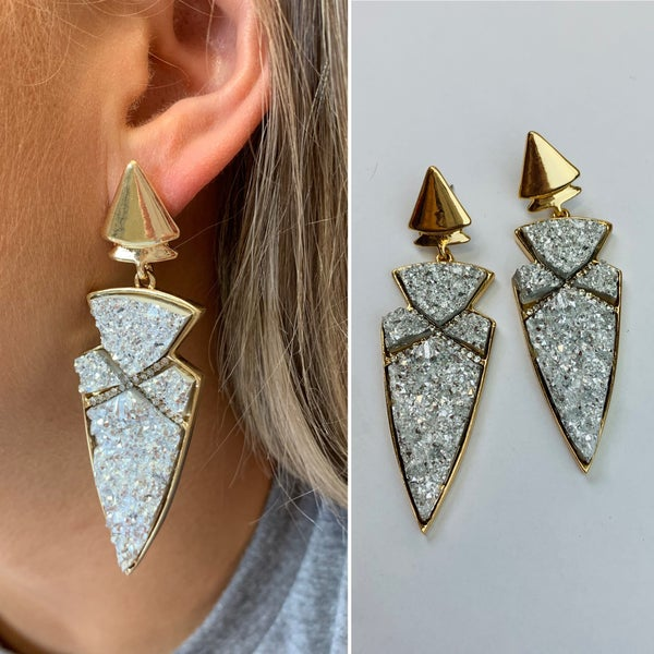 Moments With You Earrings